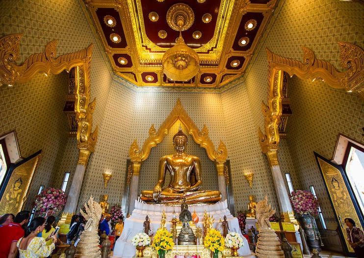 Templo del Buda de Oro (Wat Traimit)
