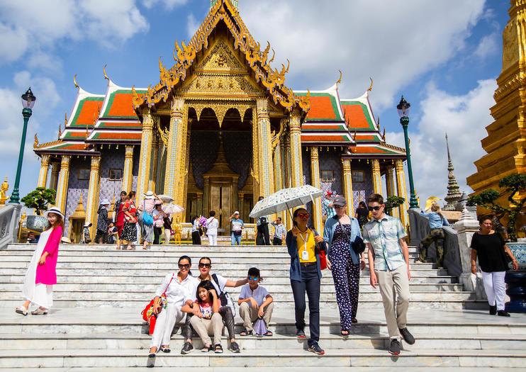 Temple du Bouddha d'émeraude (Wat Phra Kaew)