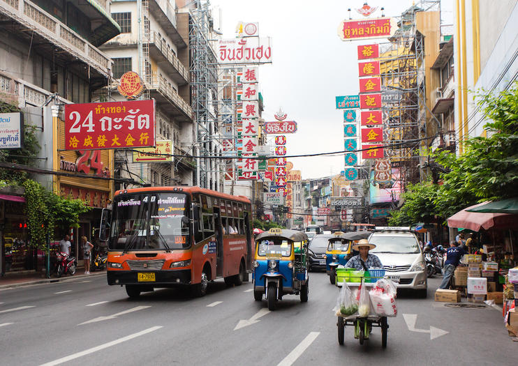 Bangkok Chinatown (Yaowarat)