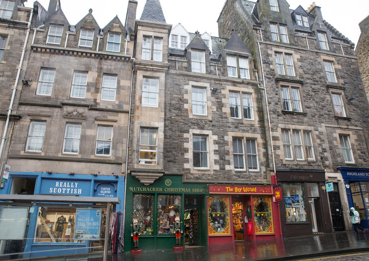 Harry Potter Tours from Edinburgh
