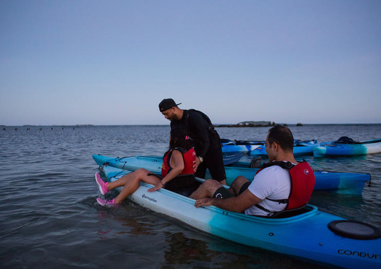 Bioluminescent Bay Kayaking Tours in Puerto Rico