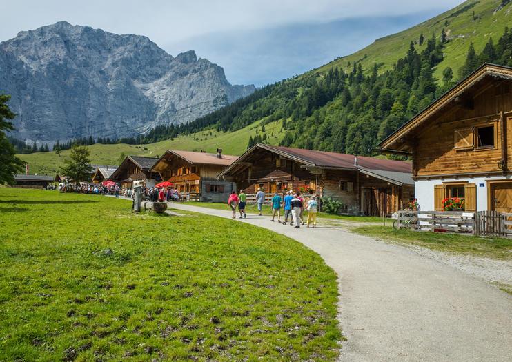 Karwendel Alpine Park (Alpenpark Karwendel)