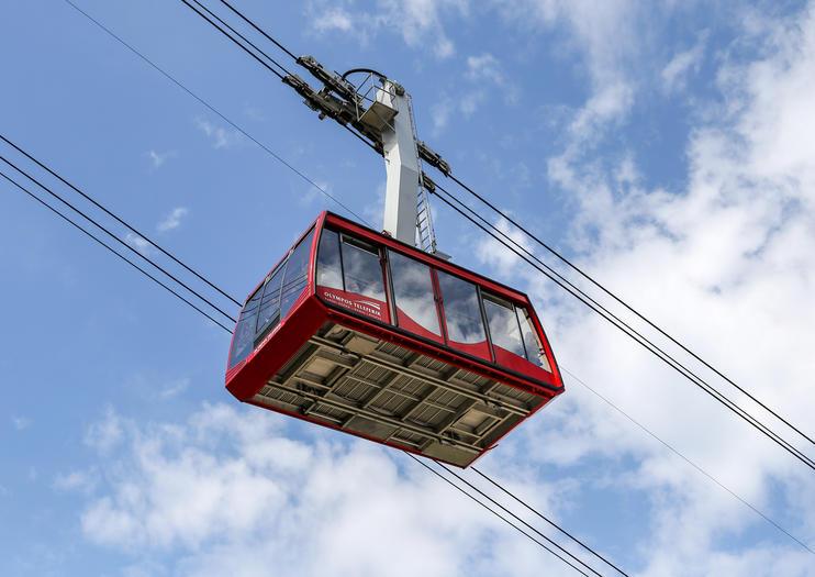 Olympos Cable Car (Olympos Teleferik)