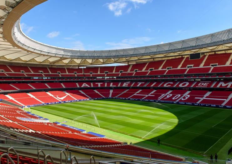 Metropolitano Stadium (Wanda Metropolitano)