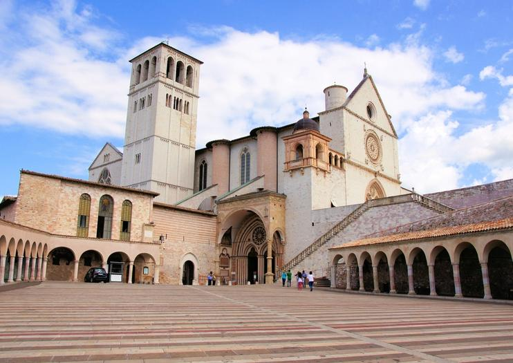Basilica of St. Francis of Assisi (Basilica di San Francesco d'Assisi)
