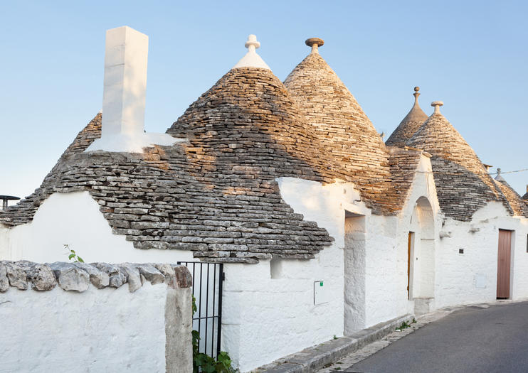 Trulli of Alberobello World Heritage Site (Trulli di Alberobello)