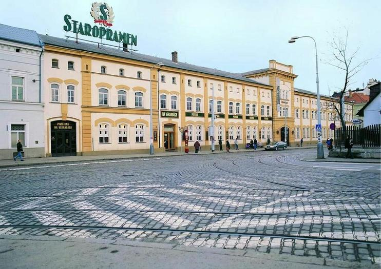 Staropramen Visitor Center