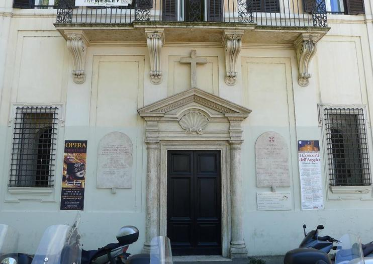 Saint Angelo Bridge Methodist Church (Chiesa Metodista di Ponte Sant'Angelo)