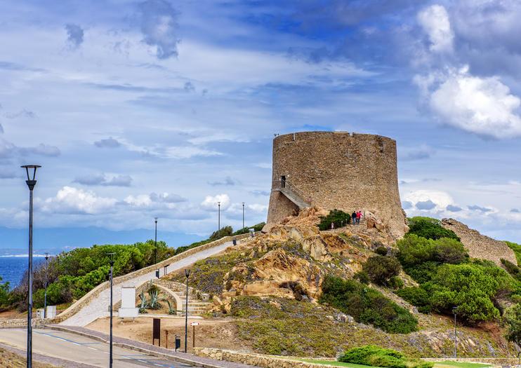 Tower of Longonsardo (Torre di Longonsardo)