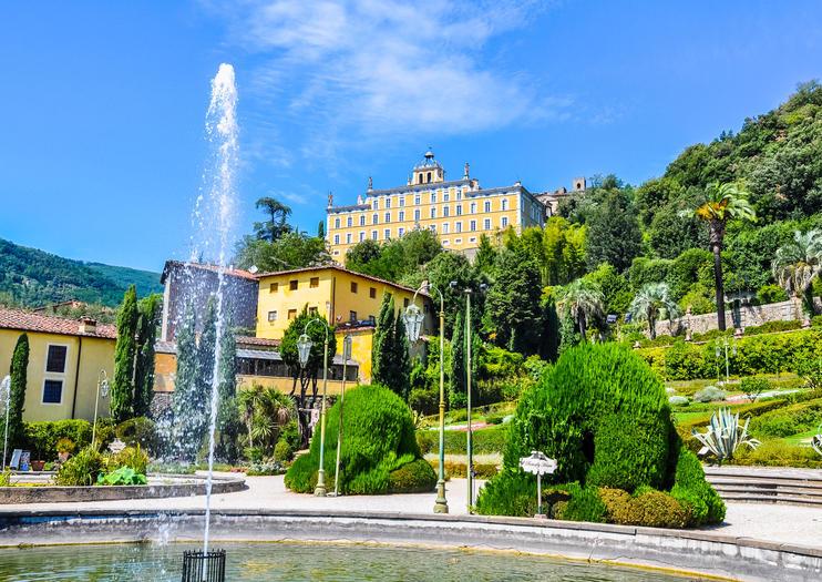 Villa Garzoni Garden (Storico Giardino Garzoni)