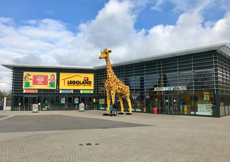 LEGOLAND® Discovery Centre Oberhausen