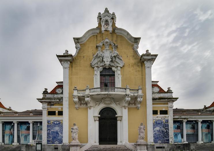 Carlos Lopes Pavilion (Pavilhao Carlos Lopes)