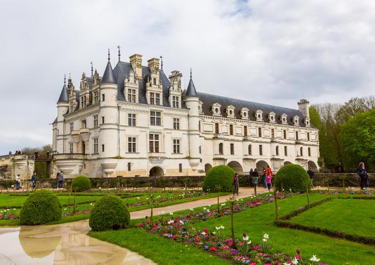 Castillo del Loira