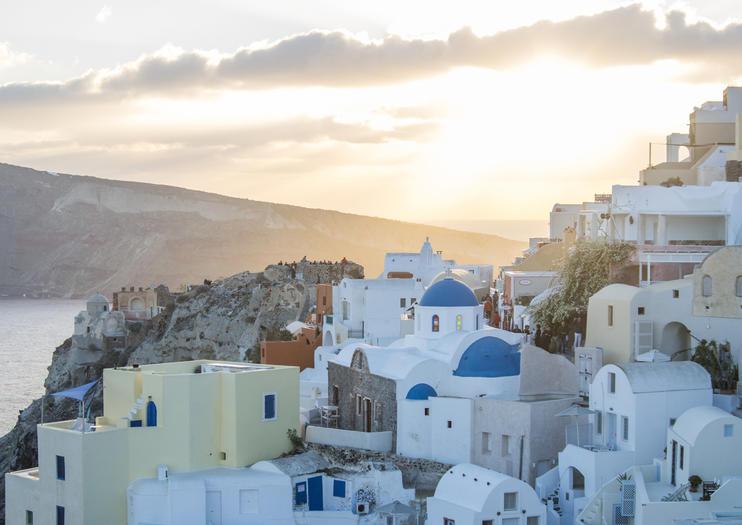 Gita da Atene a Santorini