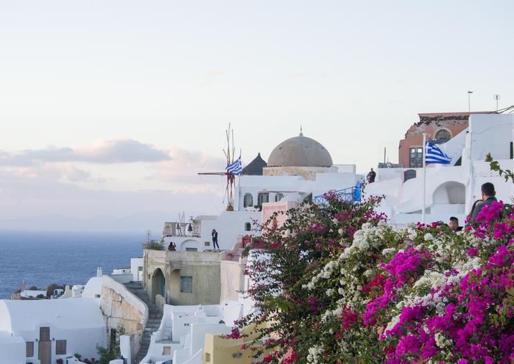 Santorini: Sugestão de Itinerários