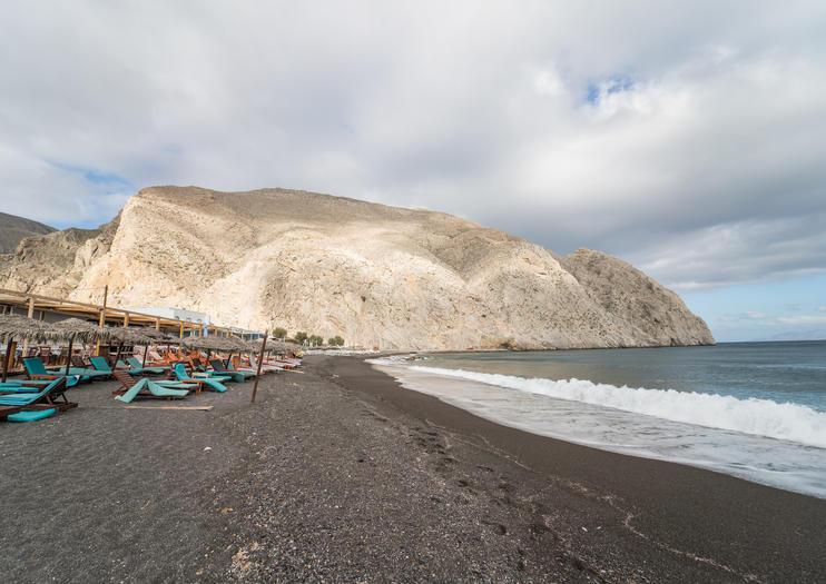 Top Beaches in Santorini