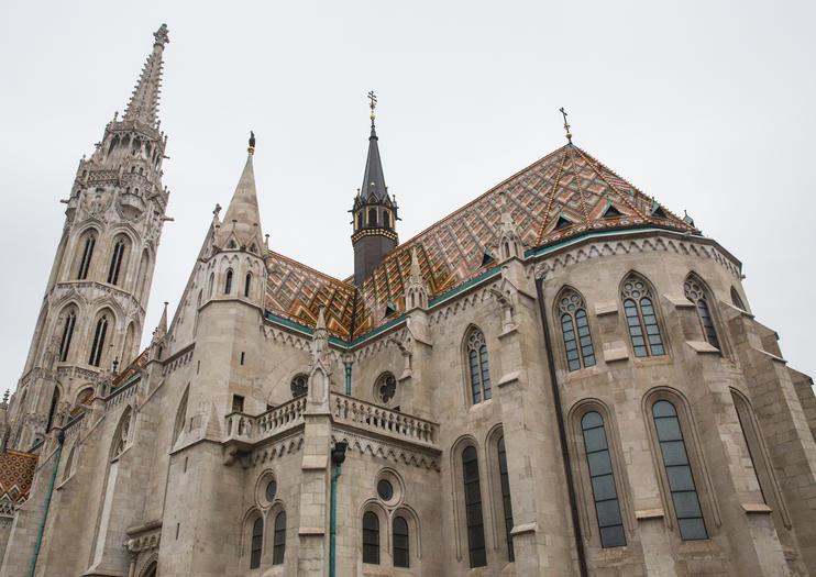 Suggestion d'itinéraires à Budapest