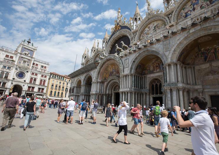 Excursão Evite as Filas em Veneza