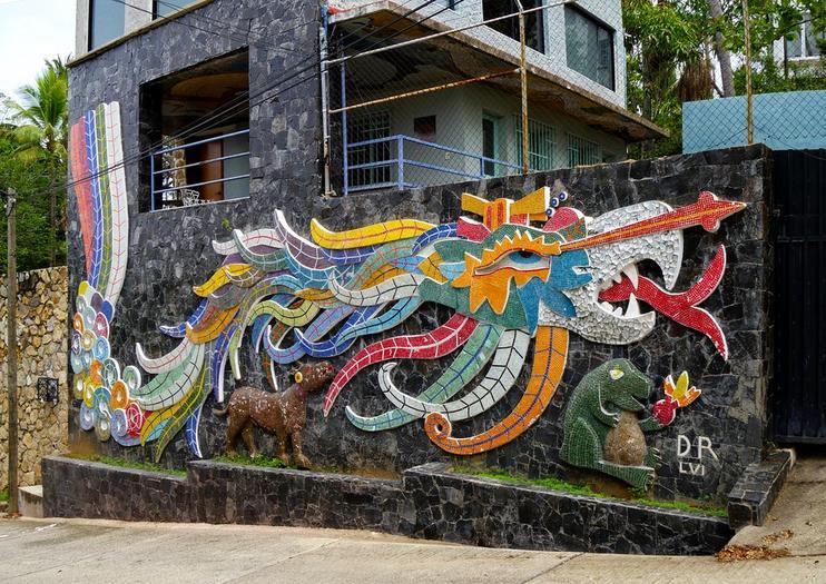Diego Rivera Mural (Exekatlkalli)