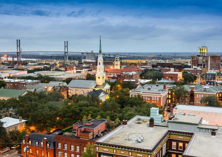 How to Spend 1 Day in Savannah