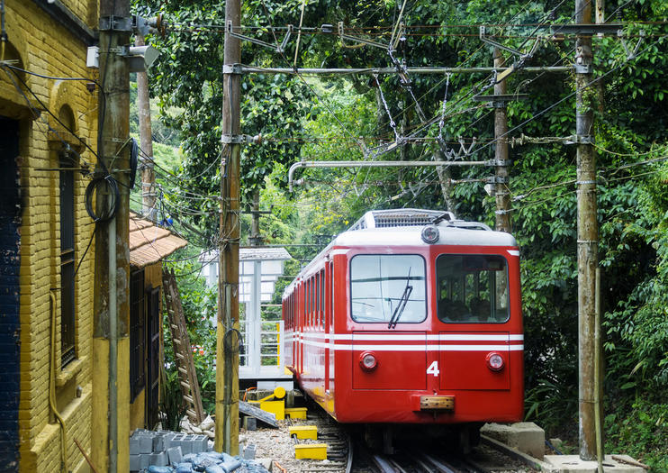 Corcovado Train (Trem do Corcovado)