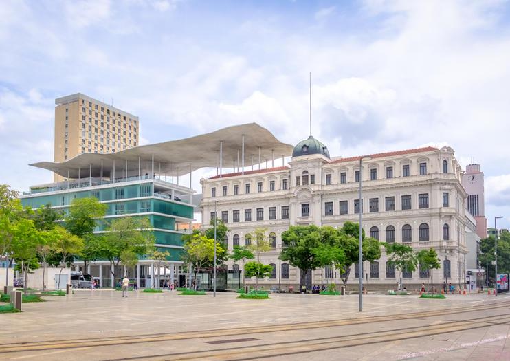 Rio Art Museum (Museu de Arte do Rio)