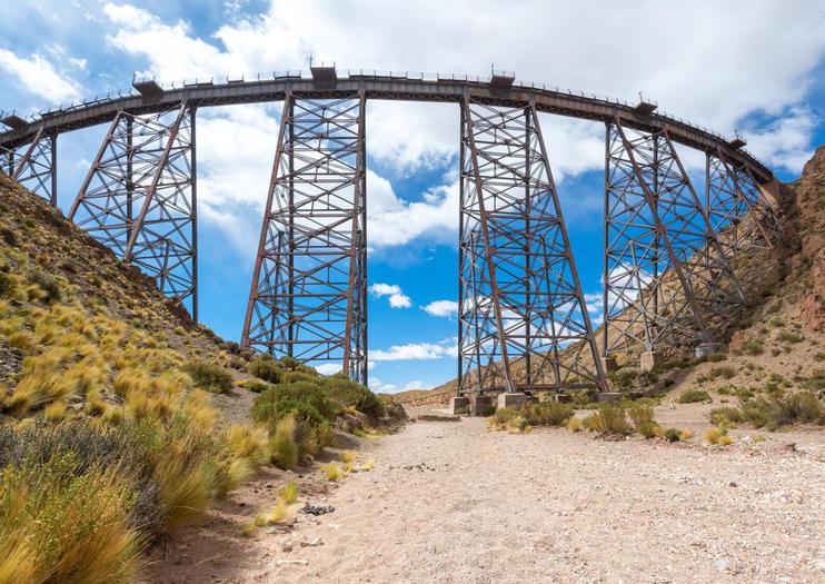 Polvorilla Viaduct (Viaducto de la polvorilla)