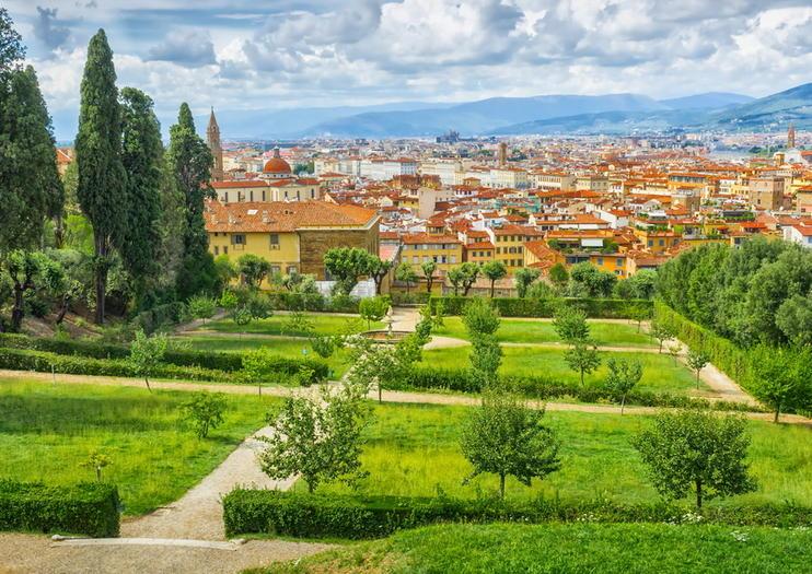 Bardini Gardens (Giardino Bardini)