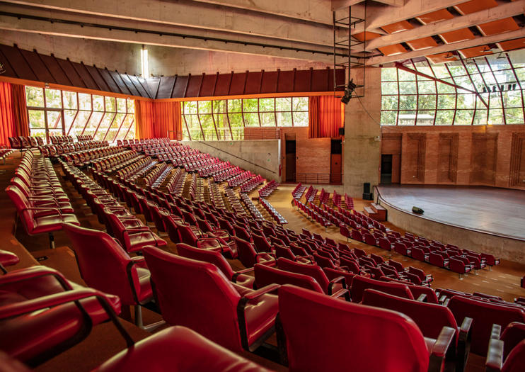Claudio Santoro Auditorium (Auditorio Claudio Santoro)