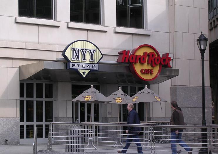 Hard Rock Café Yankee Stadium