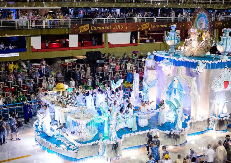 Samba Experiences in Rio de Janeiro