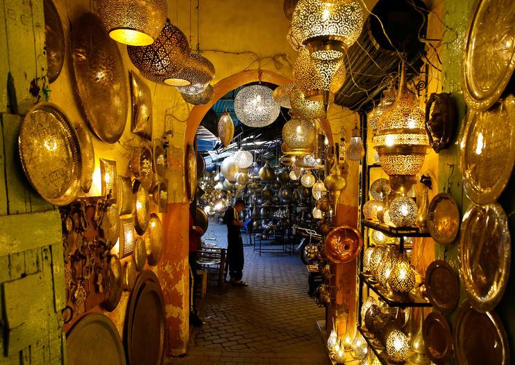 Marrakech Tours from Casablanca