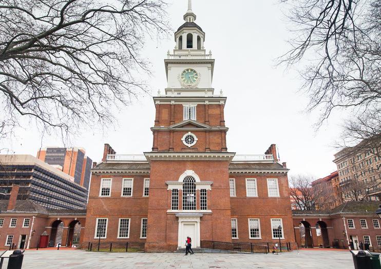 Historical Sights in Philadelphia