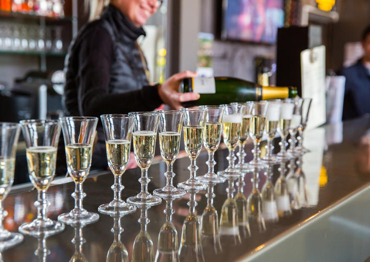 Champagne Experiences in Reims