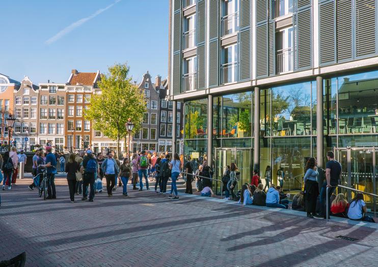 Anne Frank's Amsterdam