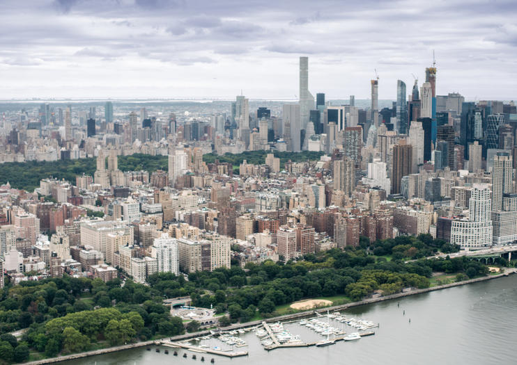 New York City Day Trips from Boston
