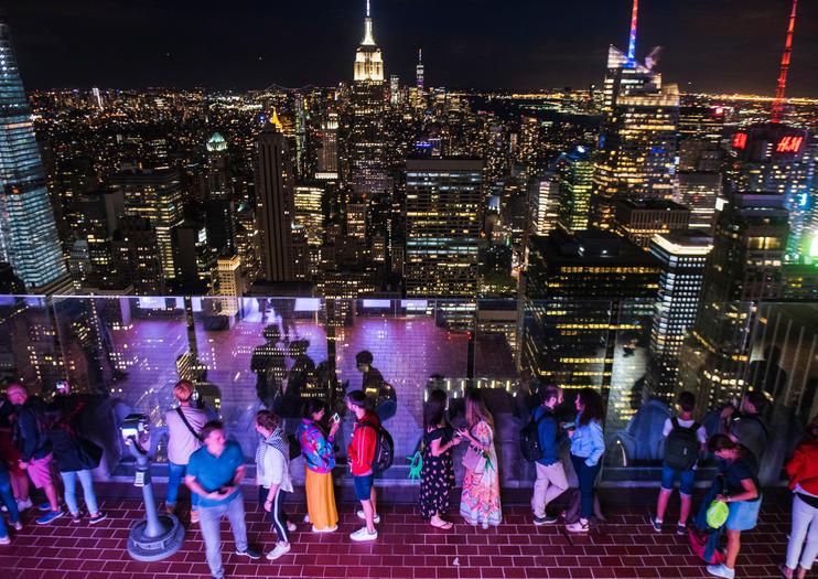 ニューヨークのベスト眺望スポット