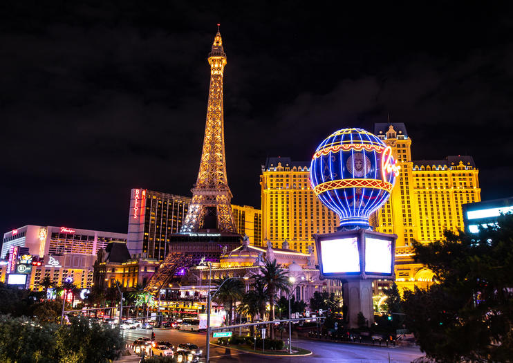 Top Ways to See the Las Vegas Strip