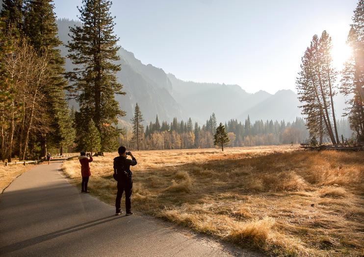 Plus de temps à Yosemite