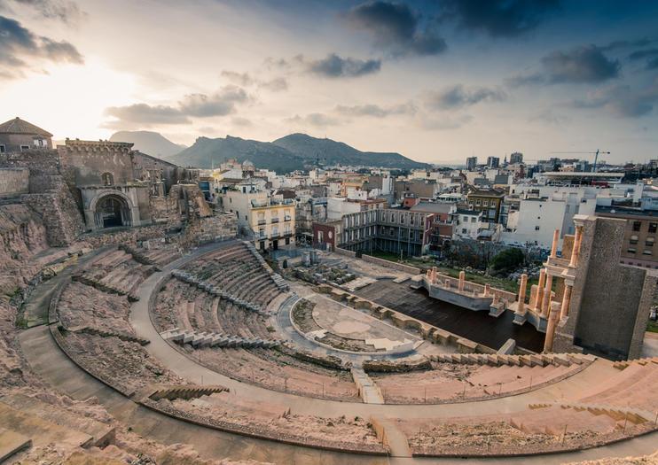 Roman Theatre of Cartagena (Teatro Romano de Cartagena)