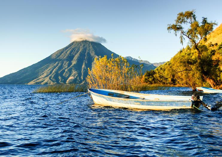 Volcán San Pedro
