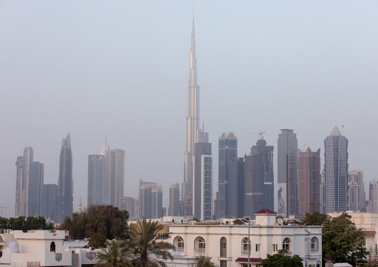 Sightseeing on a Budget in Dubai