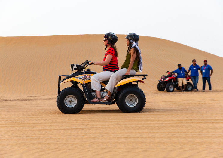 Quad Bike and Dune Buggy Tours in Dubai