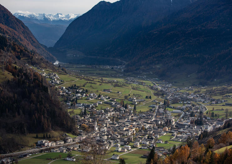 Swiss Alps Tours from Milan