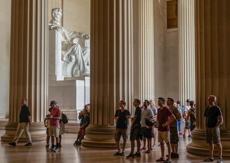 Lincoln Memorial - Washington D.C. Attractions