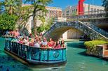 San Antonio River Walk Cruise and Hop-On Hop-Off Tour