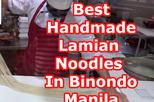 Chinatown Manila Food Tour