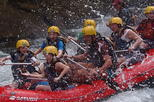 Porto Viejo de Sarapiqui, River Rafting Class II - III Rapids