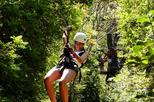 Tamarindo Canopy Zipline Tour with Hotel Pickup and Drop-Off