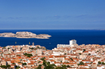 Excursão terrestre em Marselha: Excursão em ônibus panorâmico por Marselha